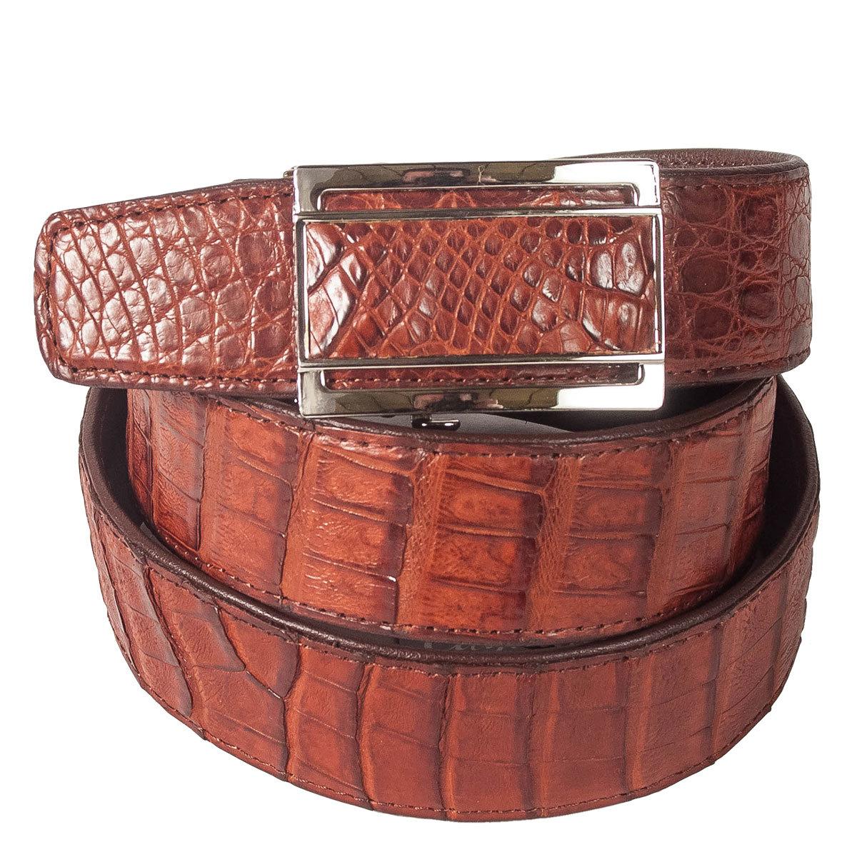 Ремень мужской кожа крокодила женский ремень в джинсы купить