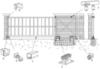 Комплект для откатных ворот Doorhan (Россия) до 450 кг