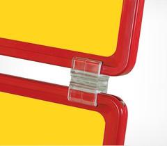 Клипса для подвешивания рамок друг под другом PF-JOIN