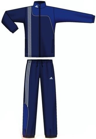Костюм спортивный Adidas Sereno Presentation Suit V38078