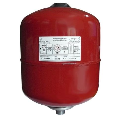 Расширительный бак для отопления Униджиби 8 литров