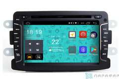 Штатная магнитола 4G/LTE с DVD для Lada X-RAY на Android 7.1.1 Parafar PF157D
