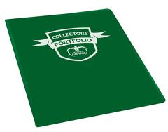 Ultimate Guard - Зеленый альбом на 180 карт (3х3)