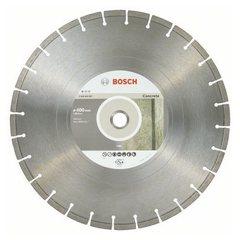 Алмазный диск Bosch Standard for Concrete 400х25,4 мм 2608603807