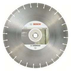 Алмазный диск по бетону Bosch Standard for Concrete 400х25,4 мм