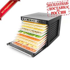 Дегидратор с горизонтальным обдувом Tribest Sedona Combo SD-P9150 (пластиковые лотки)