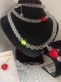 Ожерелье Satinato цвет Erba