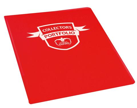 Ultimate Guard - Красный альбом на 180 карт (3х3)