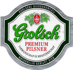 Пиво Grolsch Premium Lager