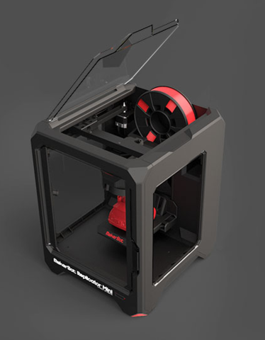 3D-принтер Makerbot Replicator Mini