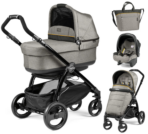 Коляска 3 в 1 Peg-Perego Book Plus Pop-Up Modular