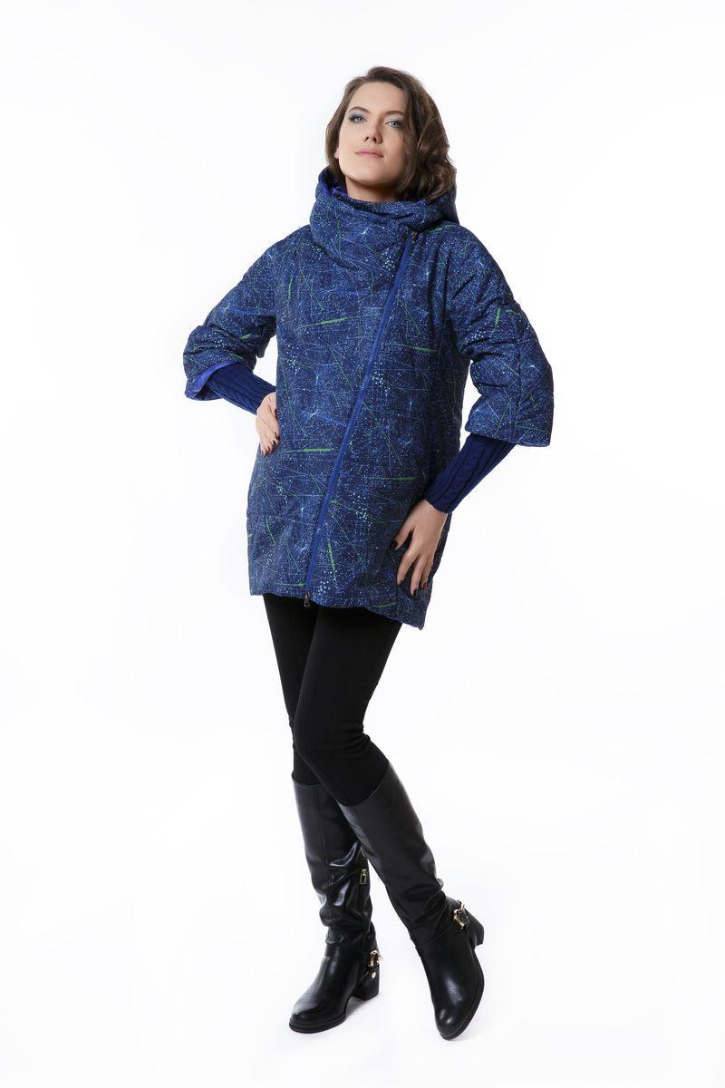 Куртка 04847 синий