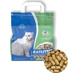 Наполнитель для кошек, Catlitter, древесные гранулы