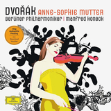 Anne-Sophie Mutter, Berliner Philharmoniker, Manfred Honeck / Dvorak: Violin Concerto (LP)