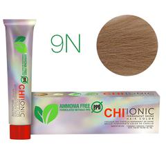 CHI Ionic 9N (Светло-русый) - Стойкая краска для волос