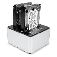 Док станция OWC Drive Dock (2 слота) для жестких дисков, USB-C Gen 2