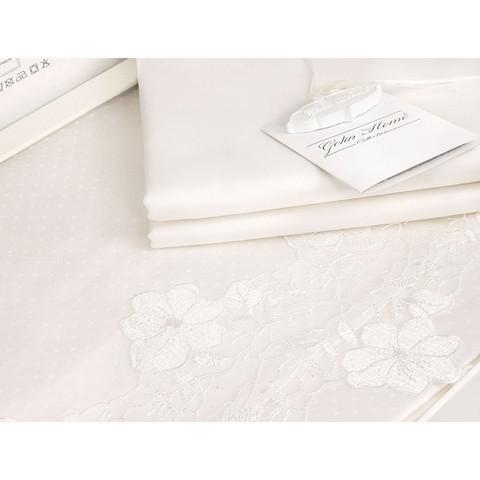 Постельное белье Gelin Home   TOSCANA гр-розовый евро