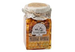 Сухофрукты и орехи в меду №3