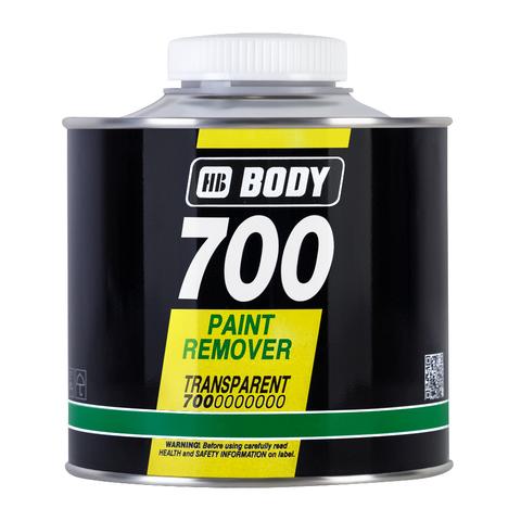 Смывка краски Body 0.5л