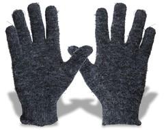 Перчатки - Magic серый/синий