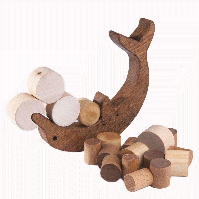 Деревянный Балансир