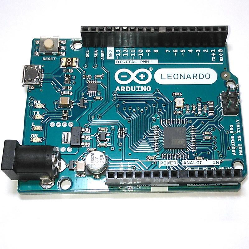 Arduino Leonardo (оригинал)