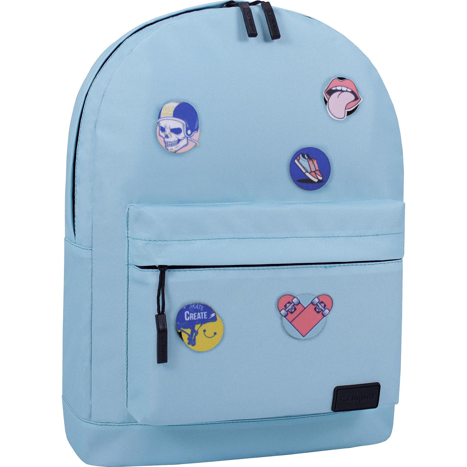 Городские рюкзаки Рюкзак Bagland Молодежный W/R 17 л. Тифани (00533664 Ш) IMG_1461.JPG