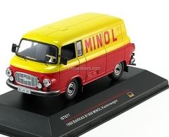 Barkas B1000 Minol Kastenwagen 1960 IST077 IST Models 1:43