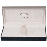 Шариковая ручка Parker Sonnet K535 PREMIUM Cisele Decal CT 925 (12.66гр) Mblack (S0912520)