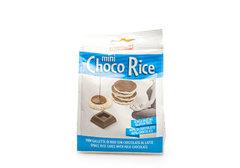 Мини хлебцы из воздушного риса покрытые шоколадом Био, 60г