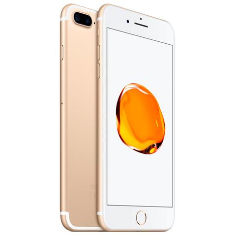 iPhone 7 Plus, 32 ГБ, золотой