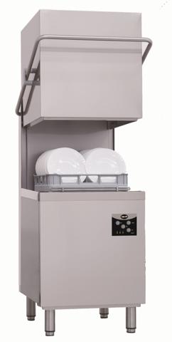фото 1 Купольная посудомоечная машина Apach AC800DD на profcook.ru