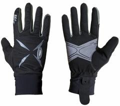 Перчатки Ray Анатомик черный-серый