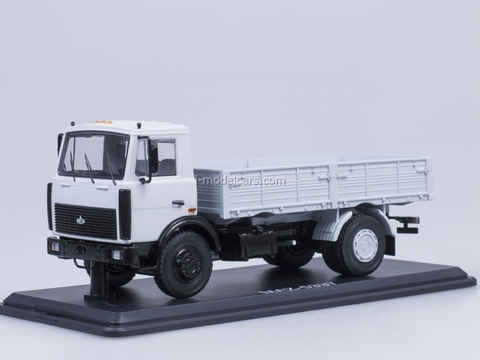 MAZ-5337 board later gray Start Scale Models (SSM) 1:43