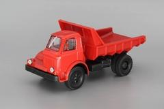 1:43 МАЗ-510 (1962) самосвал, красный