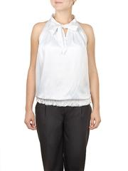 B040-1 блузка женская, белая