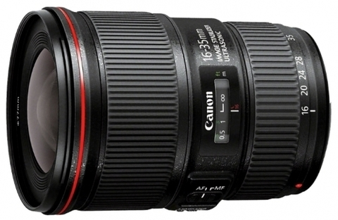 Canon EF 16-35mm f/4L IS USM (JAPAN)