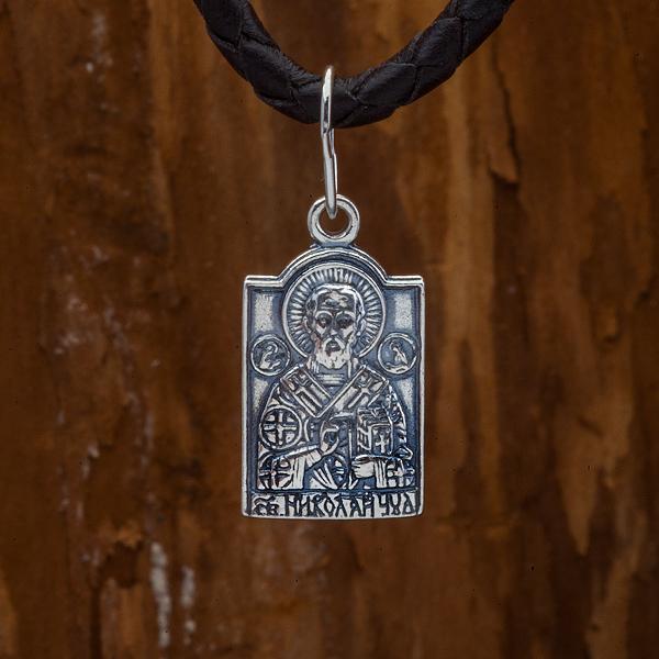 Образок. Святой Николай Чудотворец. Молитва.