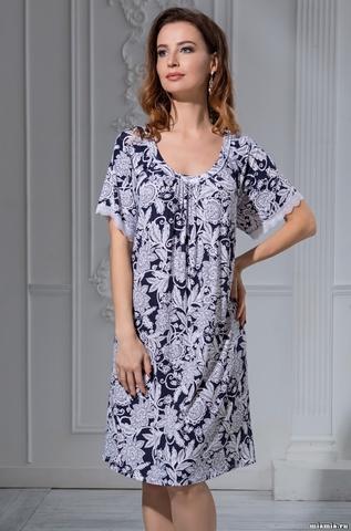 Длинная сорочка Mia-Mella 6385 MADLEN