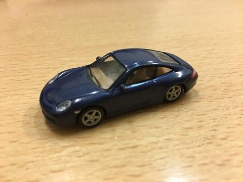 Легковой автомобиль, 1:87