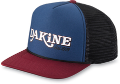 Кепка Dakine THROW BACK TRUCKER MIDNIGHT/ROSEWOOD