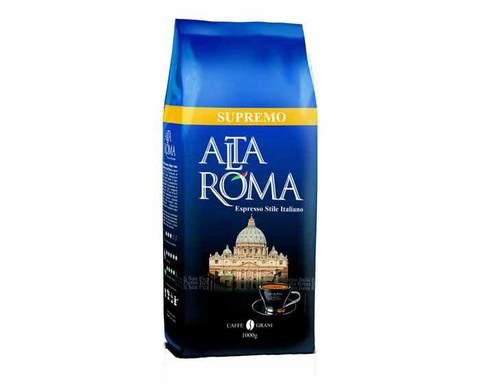 Кофе в зернах Alta Roma Supremo, 1 кг