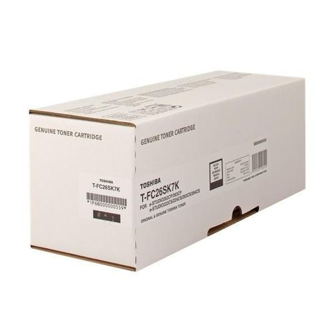 Тонер T-FC26SK7K черный для Toshiba e-STUDIO262CP/263CP/222CS/224CS/263CS/264CS (7K) (6B000000559)