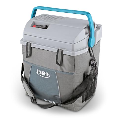 Термоэлектрический автохолодильник Ezetil ESC 28 (12V, 27л, серый)