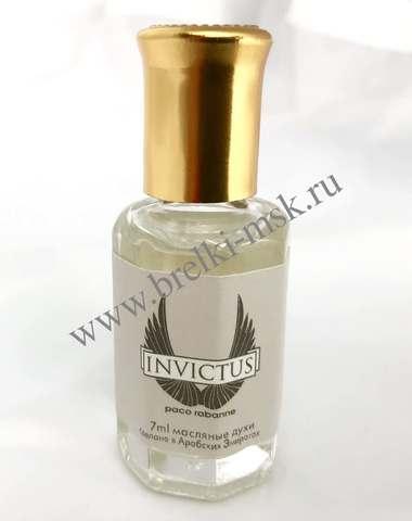 Масляные духи Paco Rabanne Invictus 12 ml. (Мужские)