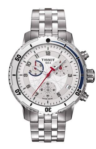 Купить Наручные часы Tissot PRS 200 T067.417.11.017.00 по доступной цене