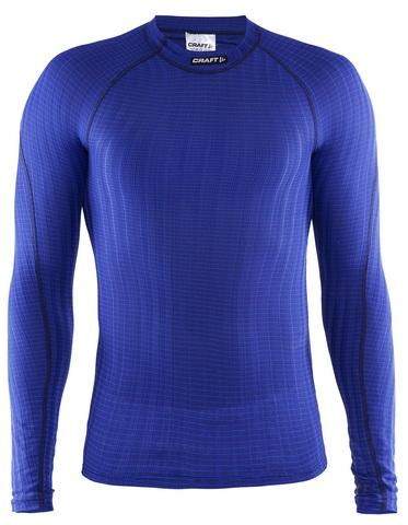 Термобелье Рубашка Craft Active Extreme синий мужская