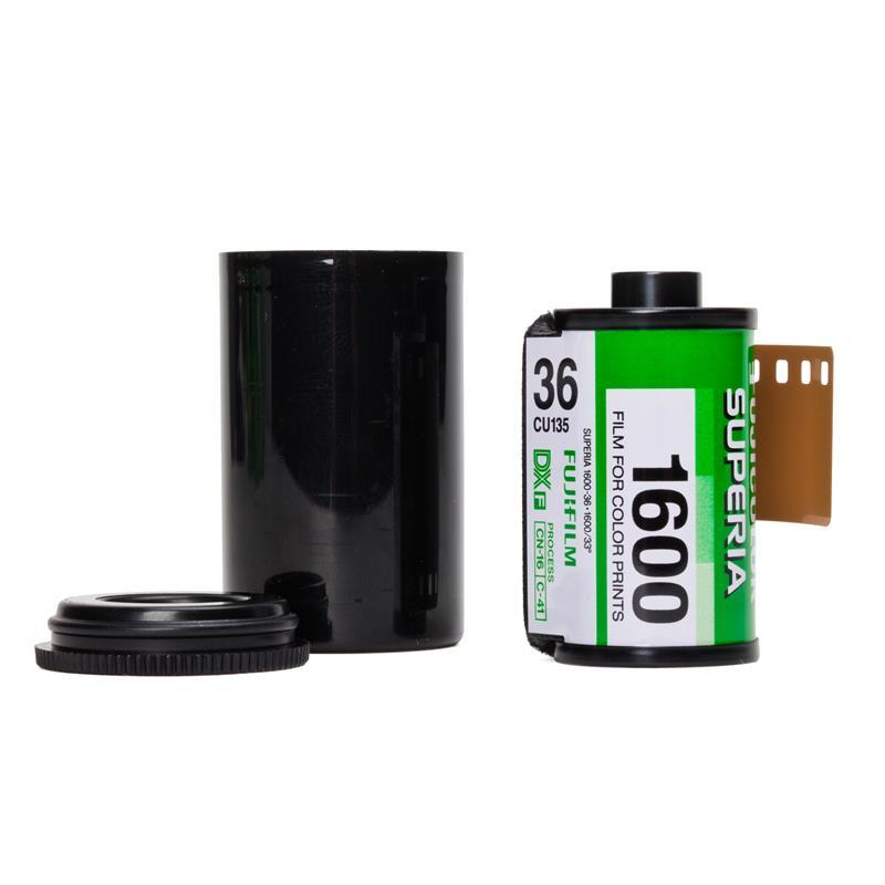 Фотопленка Fujifilm Superia 1600/135-36Копировать товар