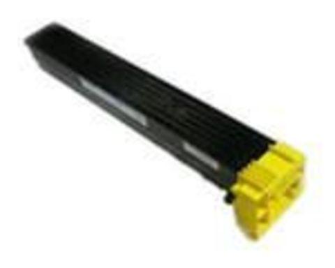 Konica Minolta C451/C650 тонер TN611Y 27k (A070250)