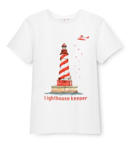 Футболка Lighthouse Keeper женская